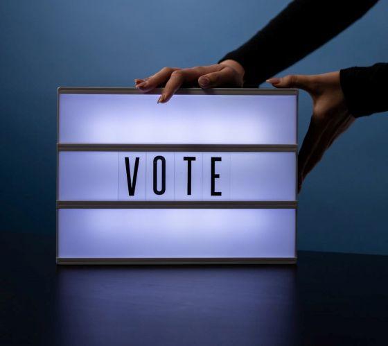 Sammen skaber vi fremtiden - Valgforsamling